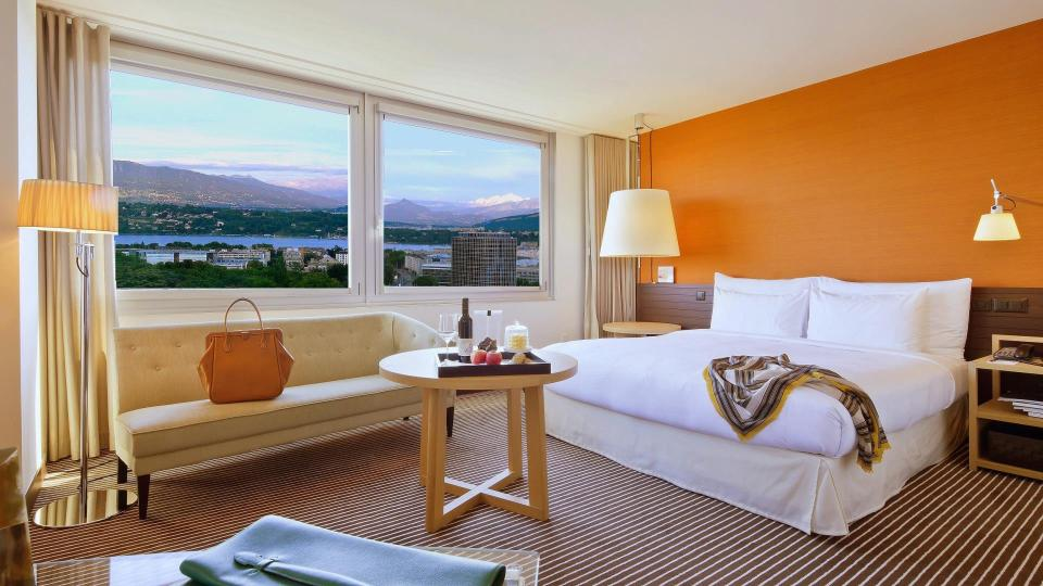 Intercontinental Geneva Room
