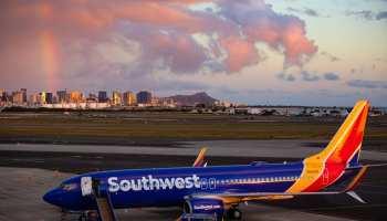 Southwest Hawaii Flight