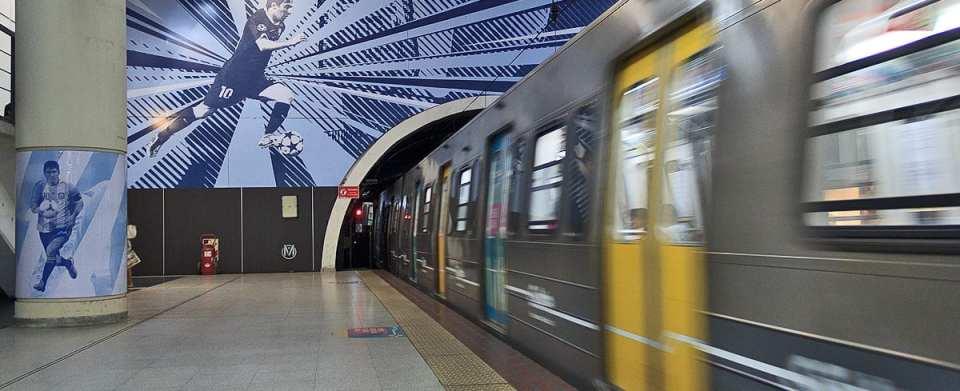 Buenos Aires Subway, from Buenos Aires Ciudad website