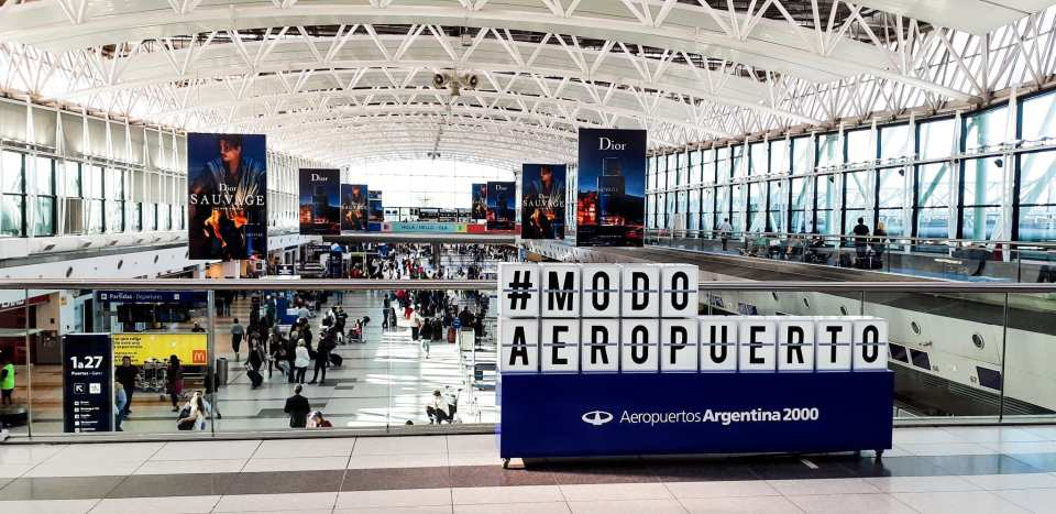 Ezeiza Airport,from Daniel Cabaleiro