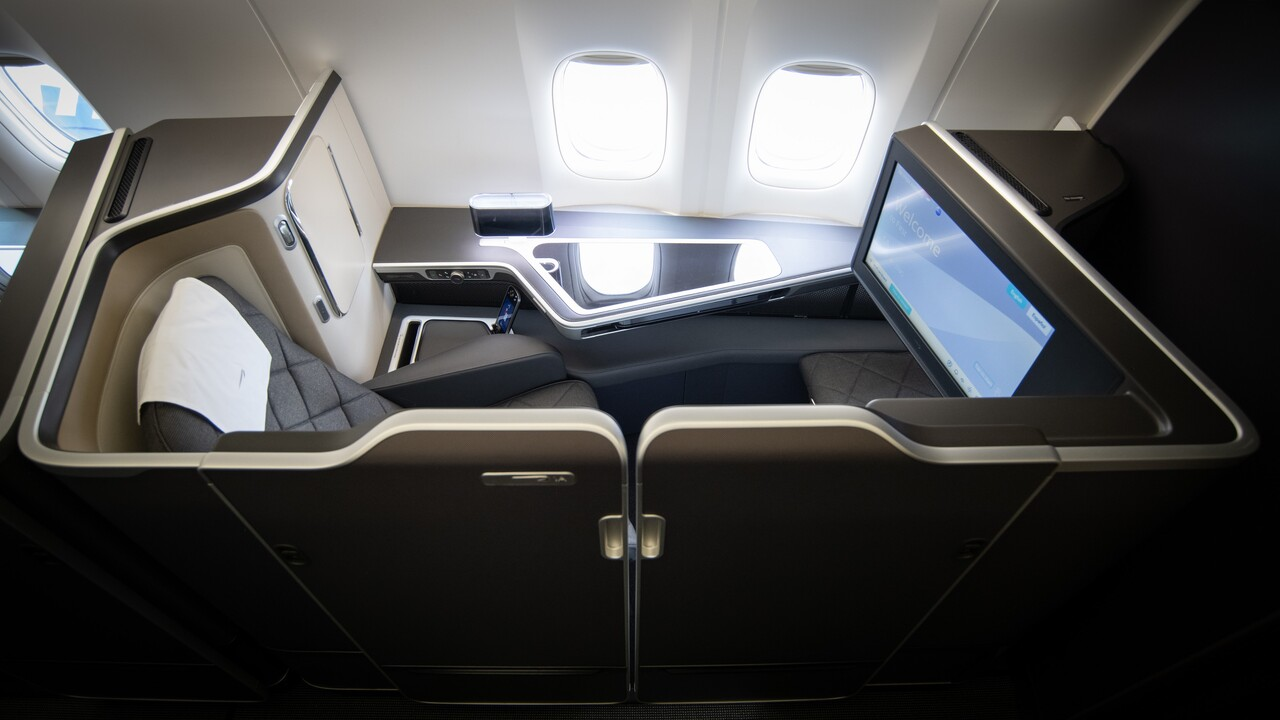 Hot Deal: £1595 BA First Class London To US Cities Round Trip