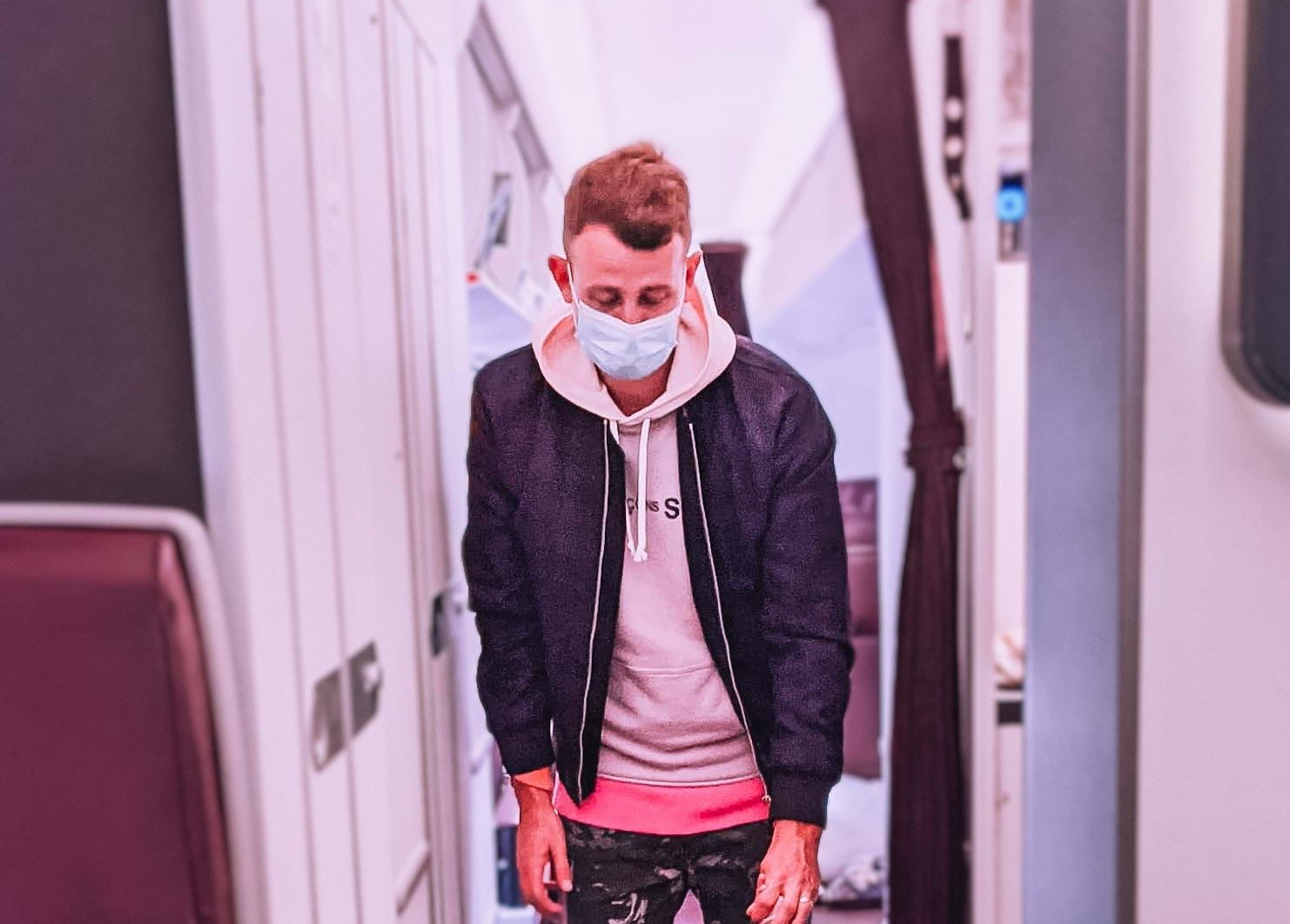 USA Says Vaccinated Can Take Masks Off Indoors, But Not On Planes?