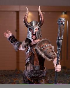 Skyrim Banded Iron Armor