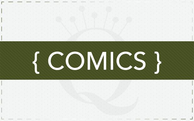 Portfolio Category: Comics
