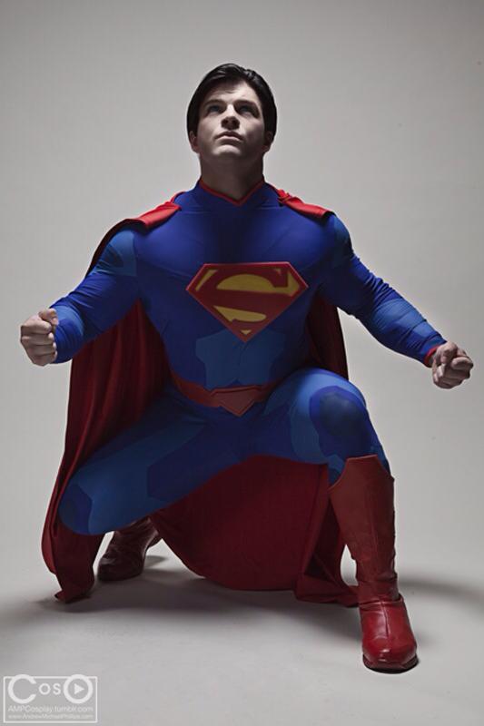 GSTQ Fashions: Superman (New 52)