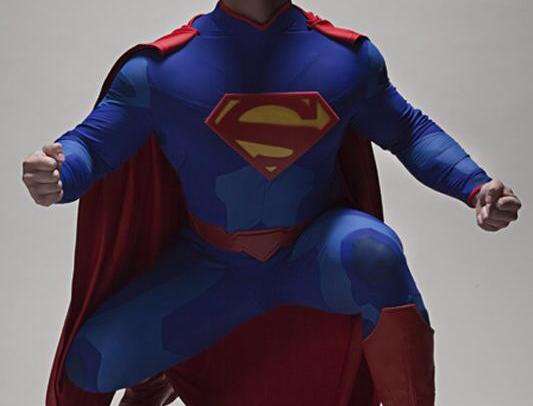 GSTQ Fashions: Superman (New 52)