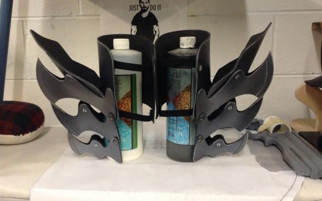 GSTQ Fashions: Ame-Comi Batgirl Process