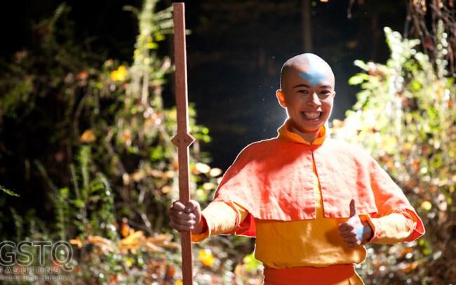 GSTQ Fashions: Aang