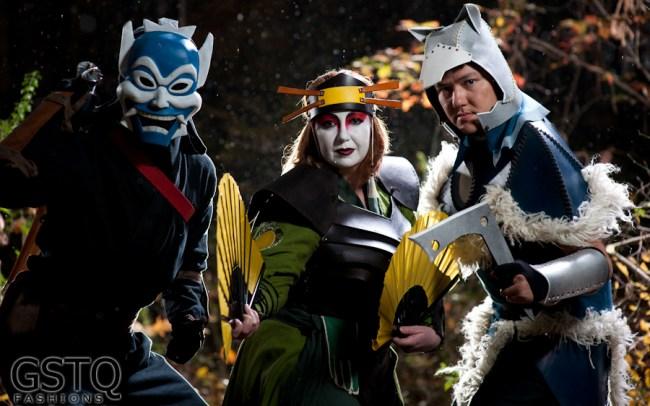 GSTQ Fashions: Avatar the Last Airbender