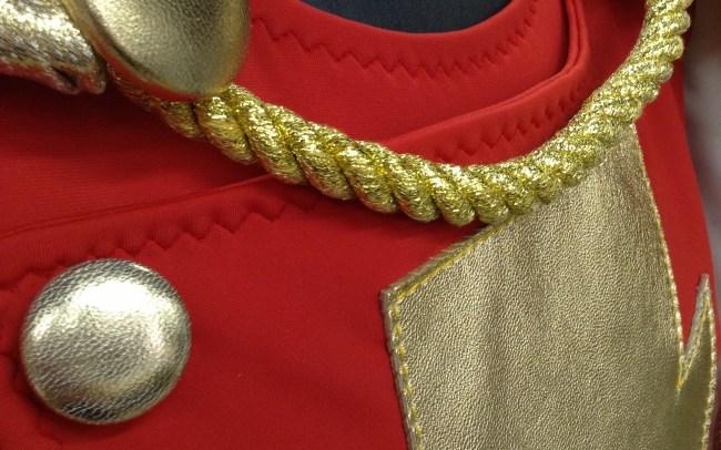 GSTQ Fashions: Captain Marvel Detail