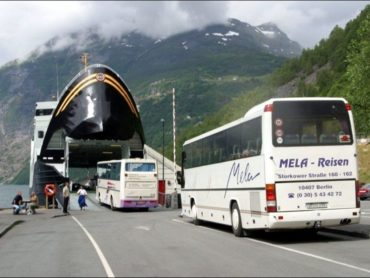 turbussjåfør