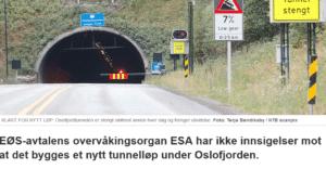 oslofjordtunellen