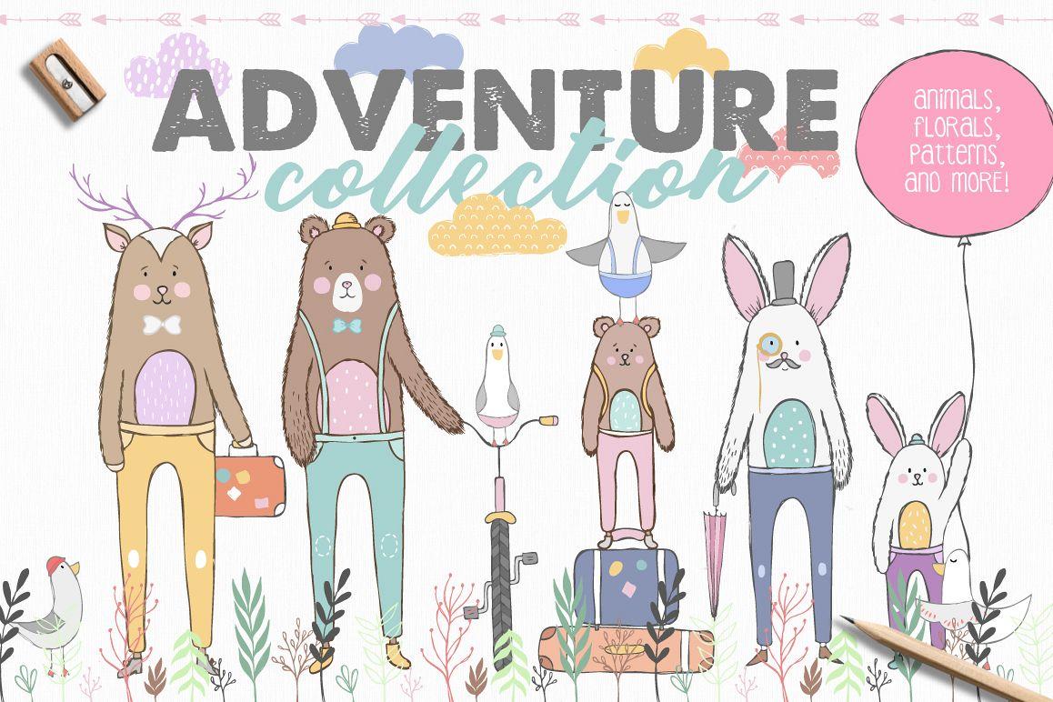 Adventure Collection Design