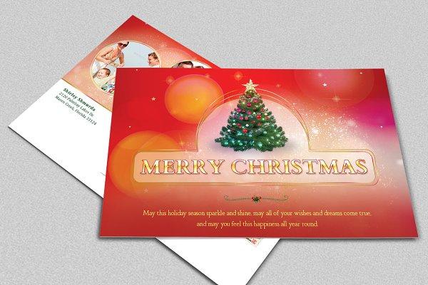 postcard Print Templates