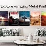 Godserv Designs Metal Poster