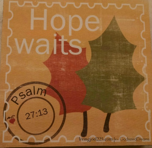 hope waits