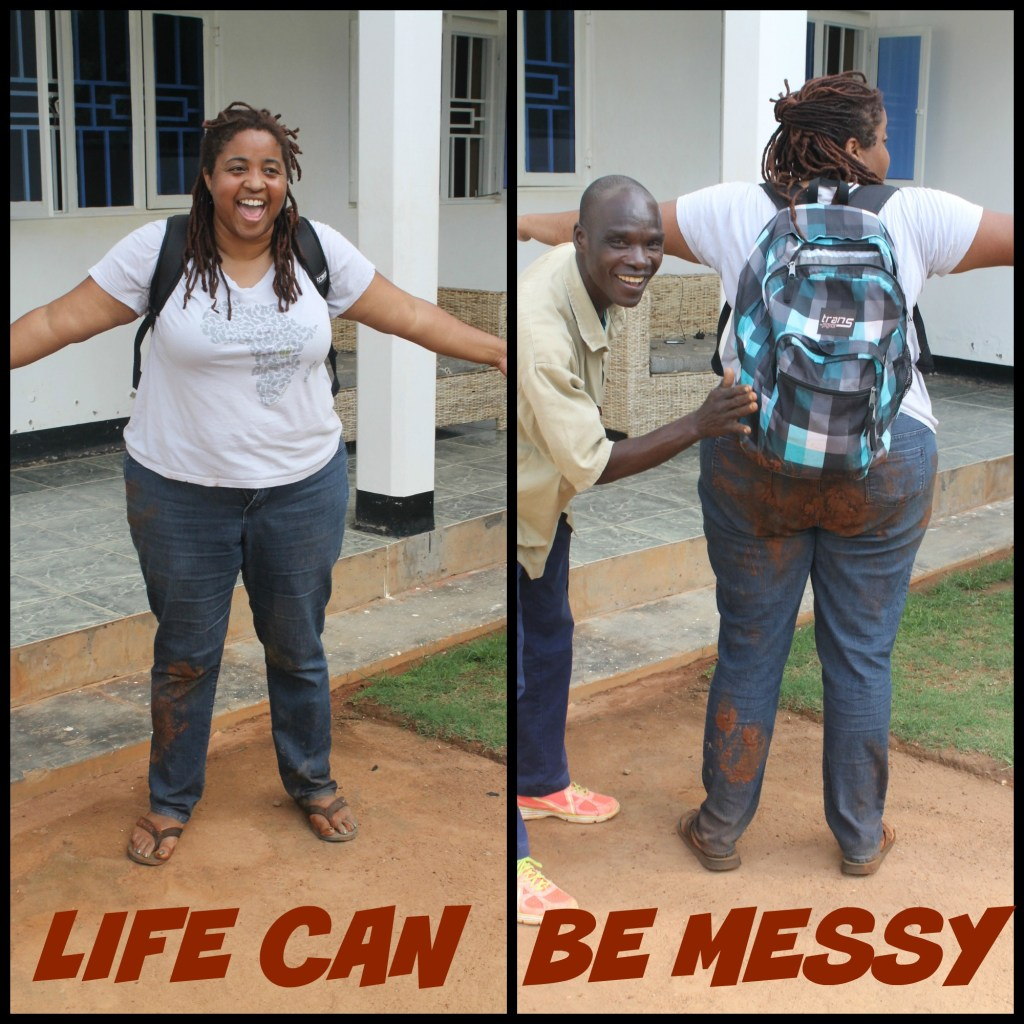 Life Can Be Messy