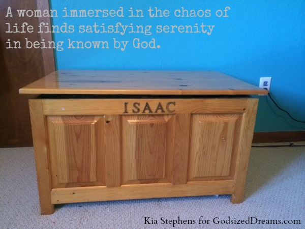 How I Found God in a Toy Bin