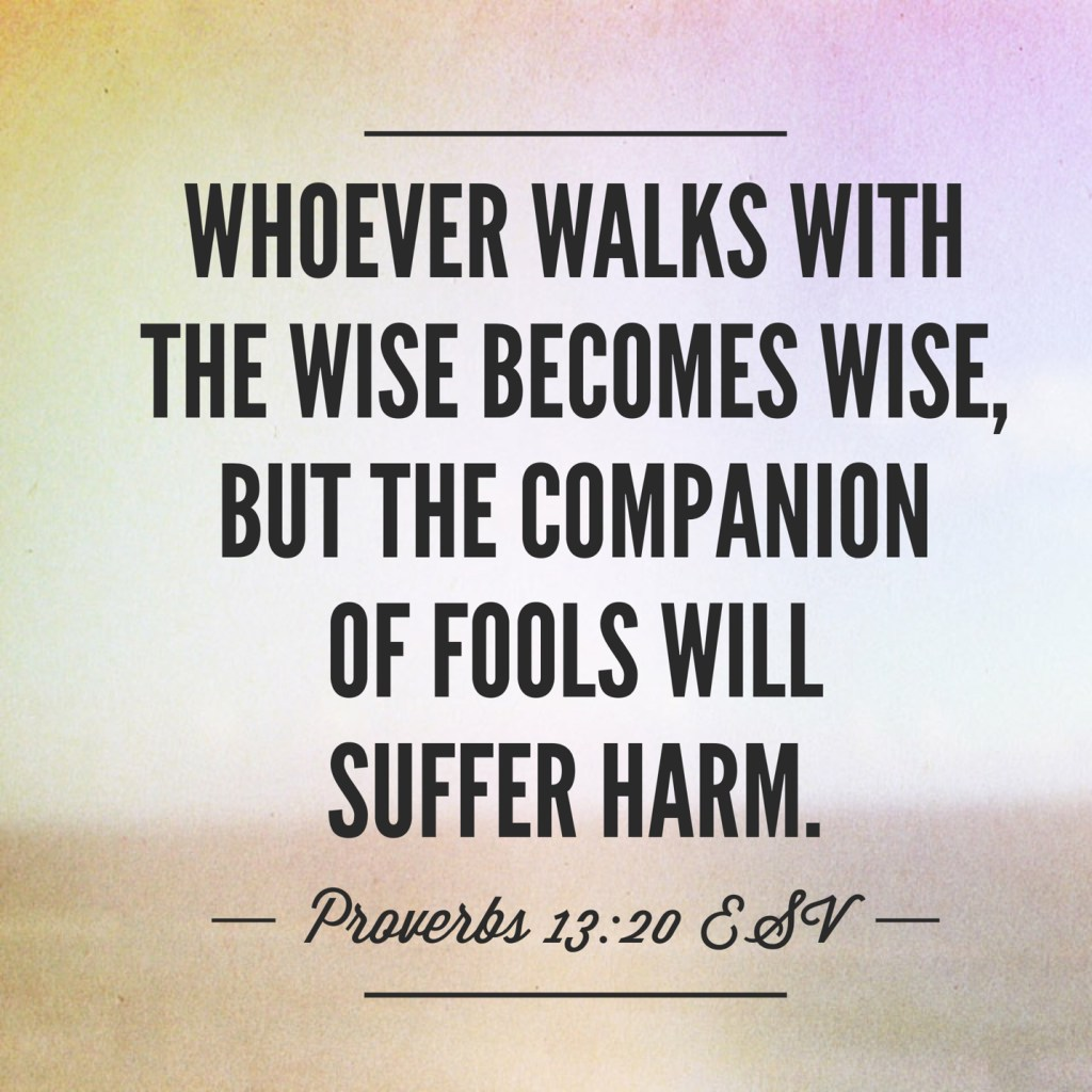 Walking in Wisdom Prayer