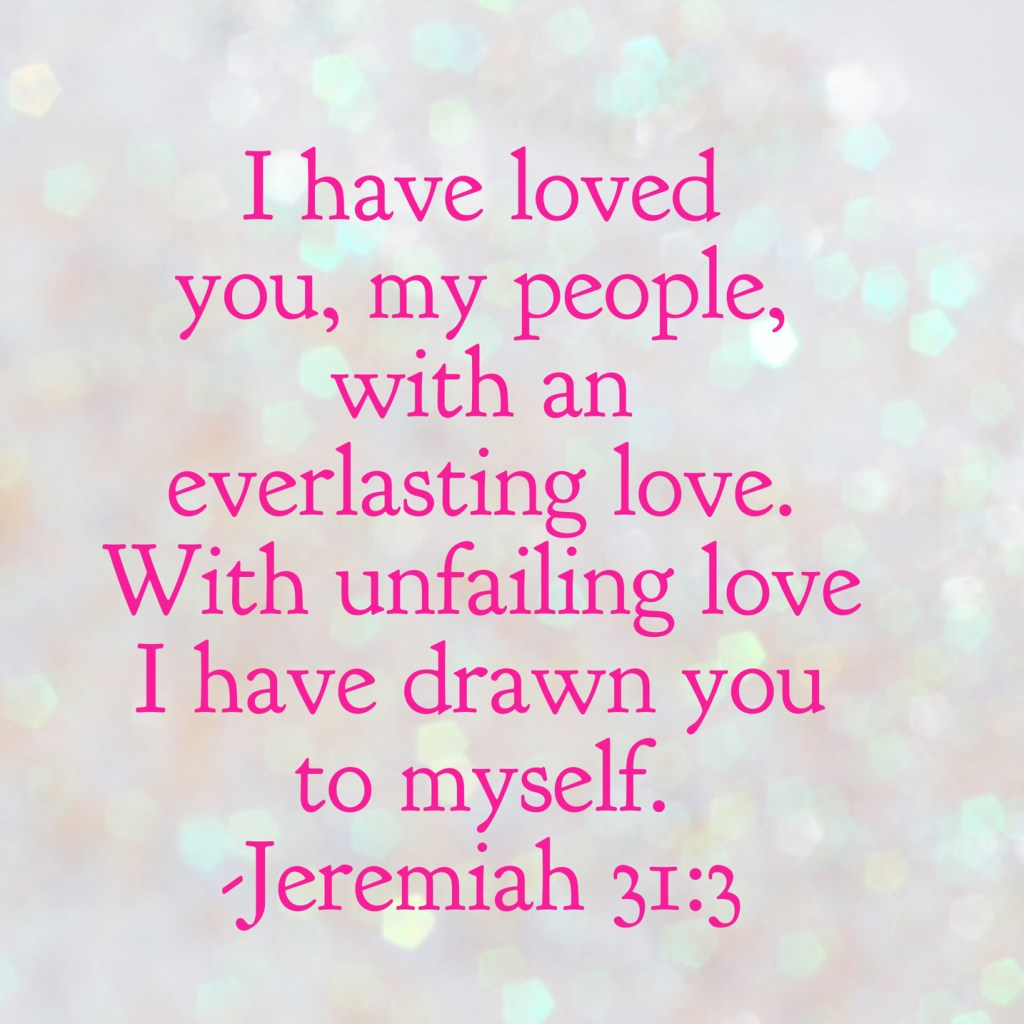 Everlasting Love {Prayer of Gratitude}