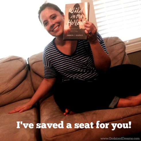 Saved a seat book club GSD