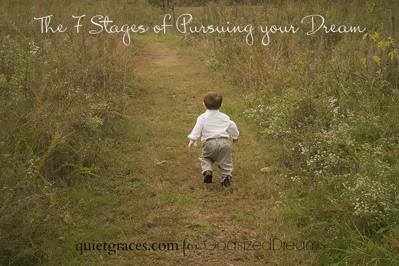 The 7 Stages of Pursuing your Dream