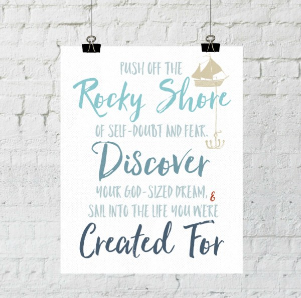 Discover What You Were Created For
