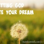 Letting God Rewrite Your Dream