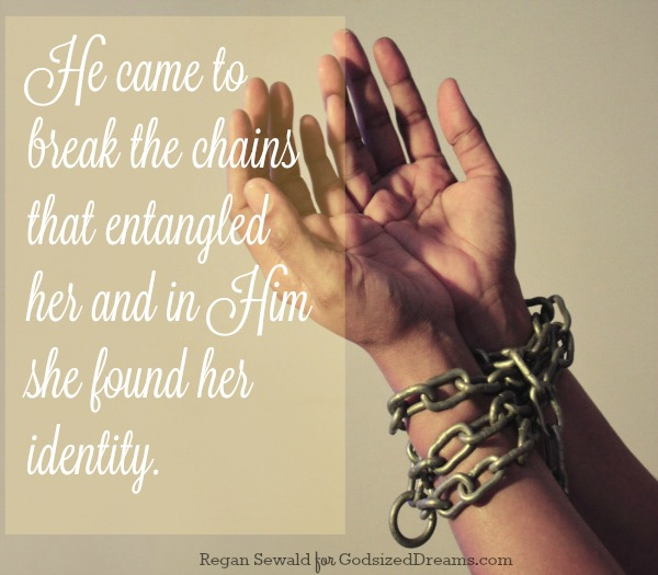 The Past. Allowing Him to Break Your Chains.