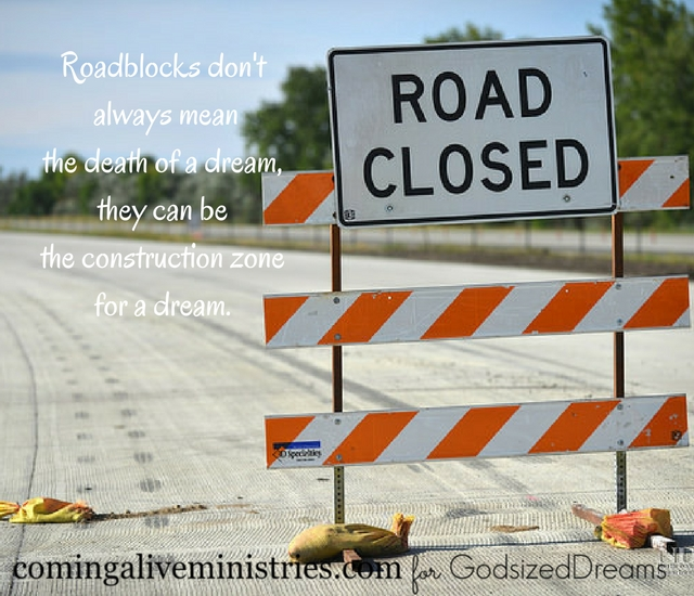 Roadblocks or Dream Reconstruction