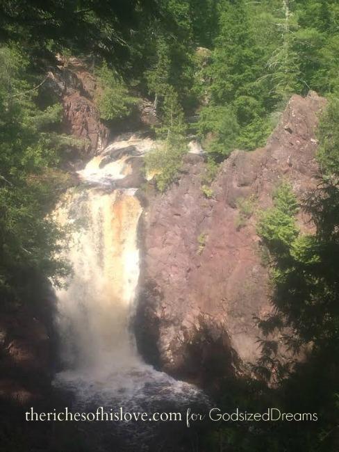 Waterfall GSD