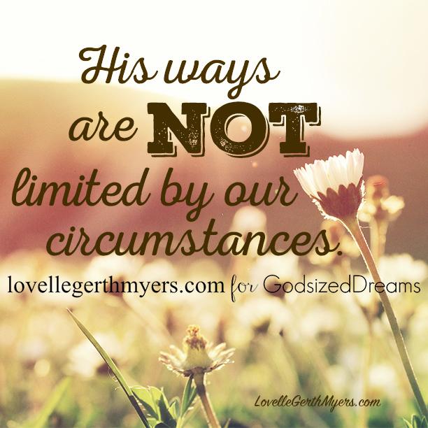 We Serve A Faithful God and The #DreamTogether Linkup
