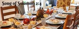 Banqueting Table