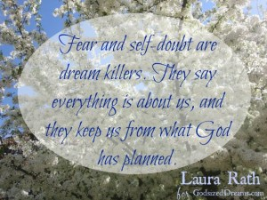 Fear and Doubt are Dream Killers