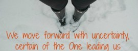 Move Forward with UnCertainty