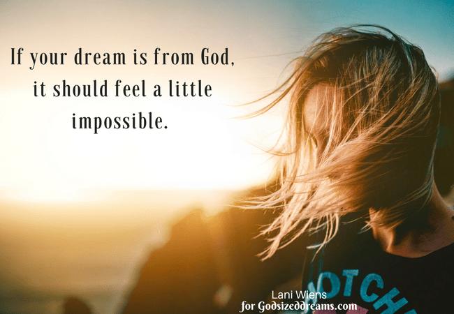 Start Dreaming