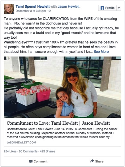 Husband Writes A Post About How He 'Cheated On His Wife ...