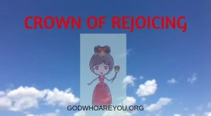 Witnessing for Christ - Crown of Rejoicing