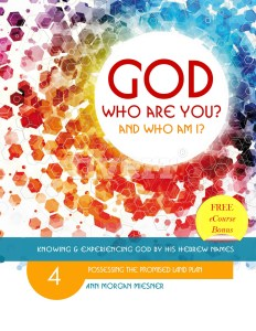 GOD Who Are You? AND Who AM I? Possessing Promised Land