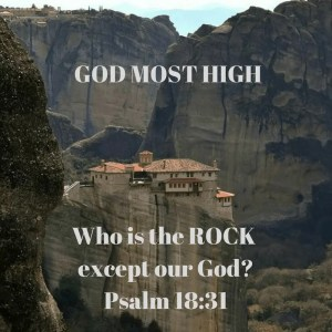 God Most High our Rock