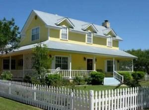 Kingdom of God like a house