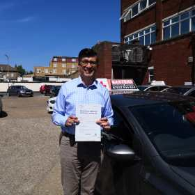 Excellent reviews of eastend driving school