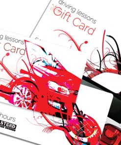 Lots of Eastend driving schools Gift card package choose from one