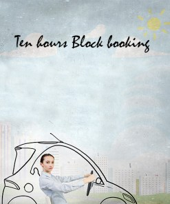 10 Hours Block Booking Driving Lessons in East london