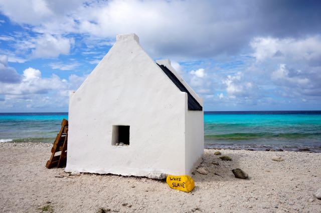 slave houses Bonaire