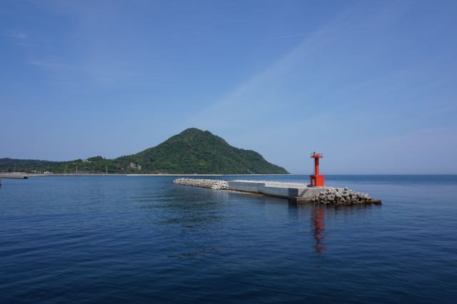 himeshima lighthouse