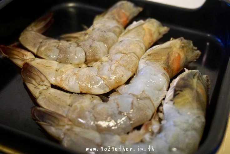 Shrimp - Shogun shabu ลาดกระบัง