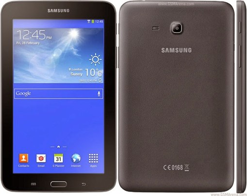Samsung Galaxy Tab 3 Lite 7.0  updates firmware
