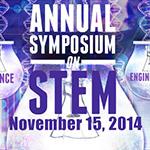 STEM Symposium 2014
