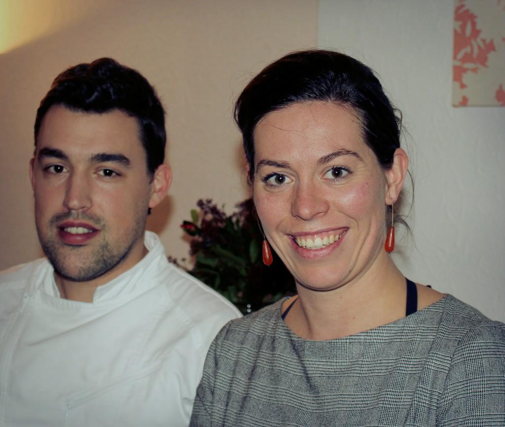 chef and me onder de toren goestjes san pellegrino